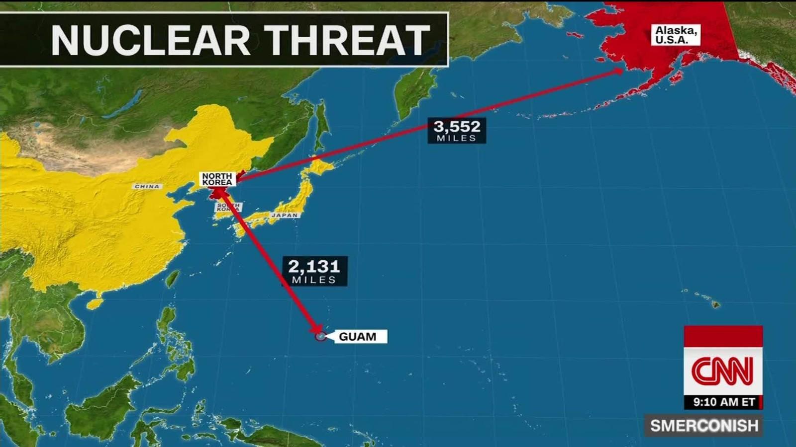 Image result for cnn north korea map