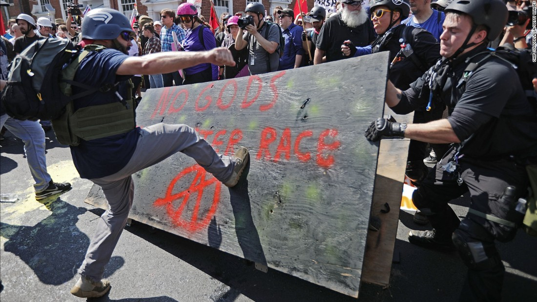 Image result for charlottesville riot pictures