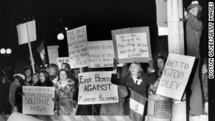 Think only white supremacists oppose integration? These ordinary white Boston parents protested busing in 1974.