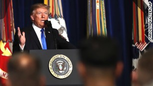 In Afghanistan course correction, Trump learns winning is not so easy