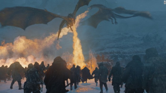 'Game of Thrones' season finale climax