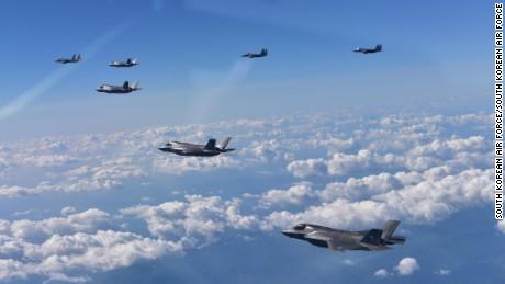 North Korea calls bombing drill a 'rash act'