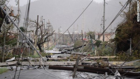 Image result for hurricane maria cell towers