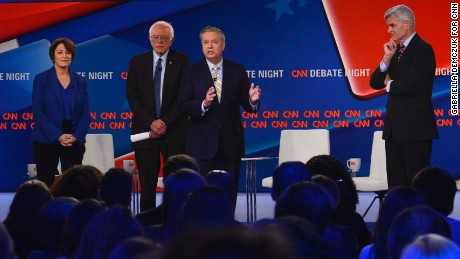 Image result for photos of 9/25 CNN DEBATE ON HEALTHCARE