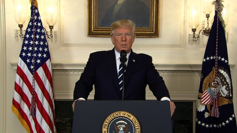 Image result for Tragedies to test Trump as nation's comforter