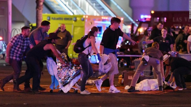 Image result for Image of Las vegas mass shooting
