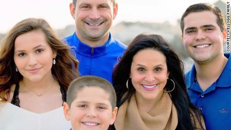 The Kellogg family moved to North Carolina to keep everyone healthy.