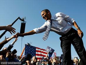 Senator Obama wins US Presidential Election