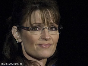 Palin told Alaska reporters the Republican ticket could not overcome the headwinds.