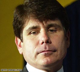 Rod Blagojevich is serving his second term as governor of Illinois.