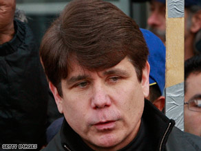 Illinois Gov. Rod Blagojevich is accused of scheming to sell Barack Obama's Senate seat to the highest bidder.