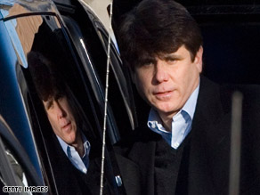 Illinois Gov. Rod Blagojevich was arrested this week on federal corruption charges.