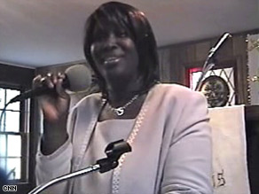 Fellow churchmembers say they served as a family for Esmin Green, shown in 2007, after she left Jamaica.