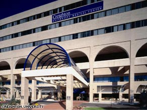 Four children have been dropped off at Nebraska hospitals in the last two days.