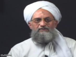 Al Qaeda leader Ayman al-Zawahiri threatened President-elect Barack Obama in an Internet message.