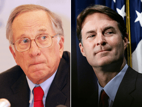 Nunn and Bayh are joining Obama Wednesday.