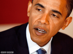 Obama opposes offshore drilling.