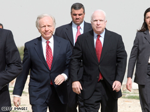 Would you vote for a McCain - Lieberman ticket?