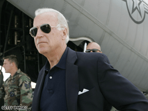 Speculation is building Biden will be named Obama's running mate.