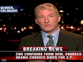 CNN's reporting forced the Obama campaign to scrap its original plan.