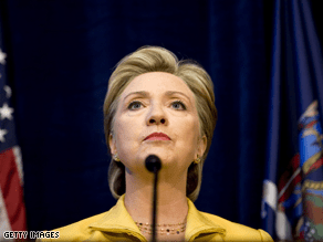 Clinton will make a 'compelling case' for Obama, her spokesman said.