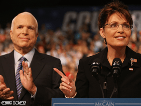 McCain only talked with Palin once before choosing her.