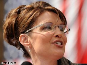 Gov. Palin said Sen. Biden isn't capable of transforming Washington.