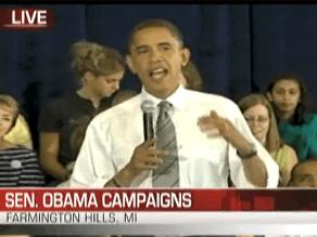 Watch Obama's campaign event on CNN.com/live.