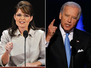 Was Biden referencing Palin in his comments about stem cell research?