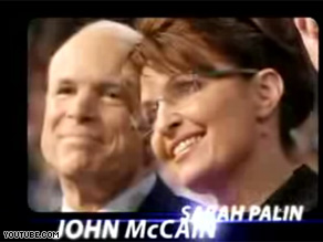 Sen. McCain and Gov. Palin are featured in an Alabama Republican's new ad.