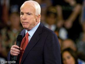"A McCain senior aide said Tuesday he ""helped create"" the Blackberry."