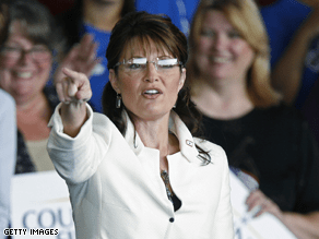 Palin is no longer attending an anti-Iran rally.