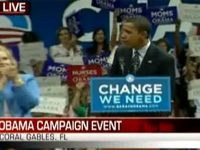 Check out Obama's event on CNN.com/live.