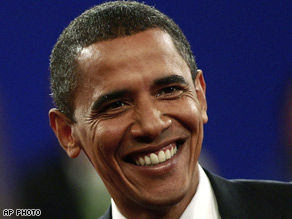 Polls suggests Obama has won tonight's debate.