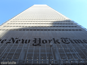 The New York Times issued a critical assessment of McCain's campaign.