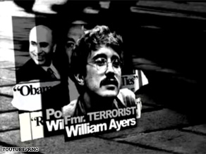 The RNC will begin airing a new ad Friday that mentions William Ayers.
