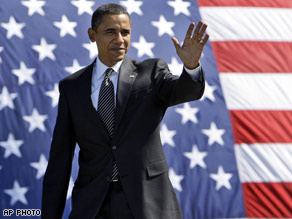 Obama is ready to announce new information about his economic plan.