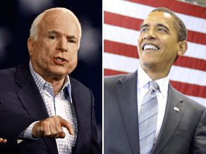 Obama has a 5 point lead over McCain in the latest CNN poll.