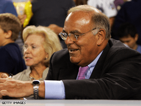 Pennsylvania Gov. Ed Rendell is one of several governors in Washington.