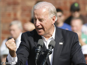 Biden's focus turned to Israel in his stump speech this morning in Florida.