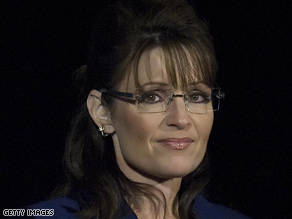 Palin has been the target of tough leaks from some former McCain staffers.