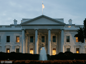 Obama and Bush are set to meet in the White House.