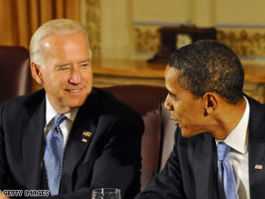 How should Obama make the best use of Biden?