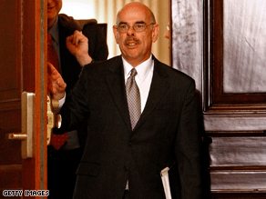 Waxman defeated Dingell for a powerful committee post.