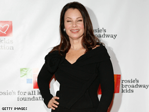 Fran Drescher is a women's health advocate and a public diplomacy envoy for the State Department.