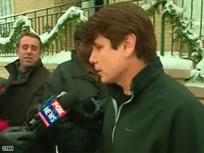 Blagojevich said he wants to tell his side of the story.