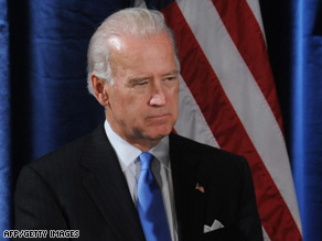 Vice President-elect Joe Biden will head a new task force on working families on Jaunary 20, 2009.