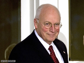 Vice President Dick Cheney said he isn't sorry for calling a senator the f-word.
