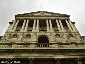 The reduction in the Bank of England's official rate is the sixth since October 2008.