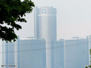The storied history of GM enters a new chapter as the automaker seeks bankruptcy protection.